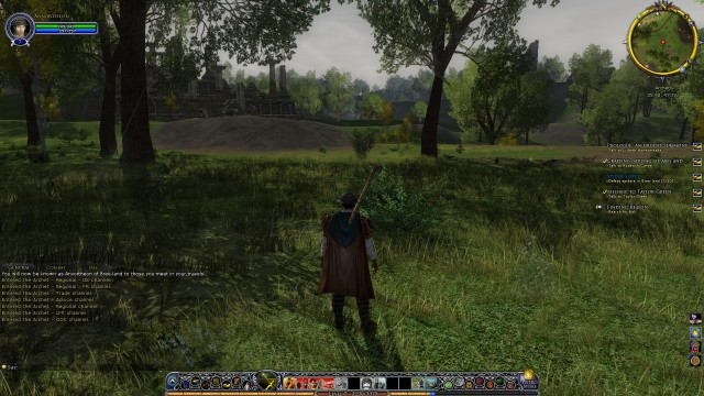 The Lord of the Rings Online with DirectX11