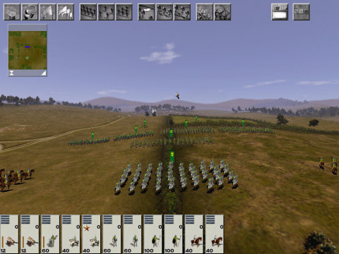 Medieval: Total War - battle