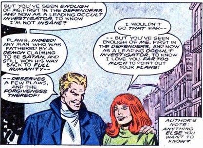 West Coast Avengers - 'as you know'
