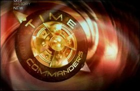 Time Commanders - logo